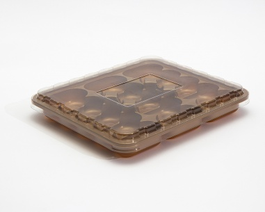 Separate lid for 15 units of dates tray | SN:1351