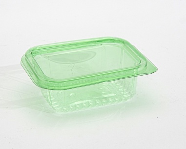 Rectangular box with flat connected lid | SN: 150CC