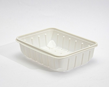 Rectangular tray 0.5 kg capacity  | SN: 1260