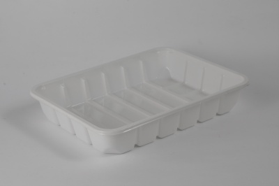 Rectangular tray for 1KG capacity  | SN: 12564